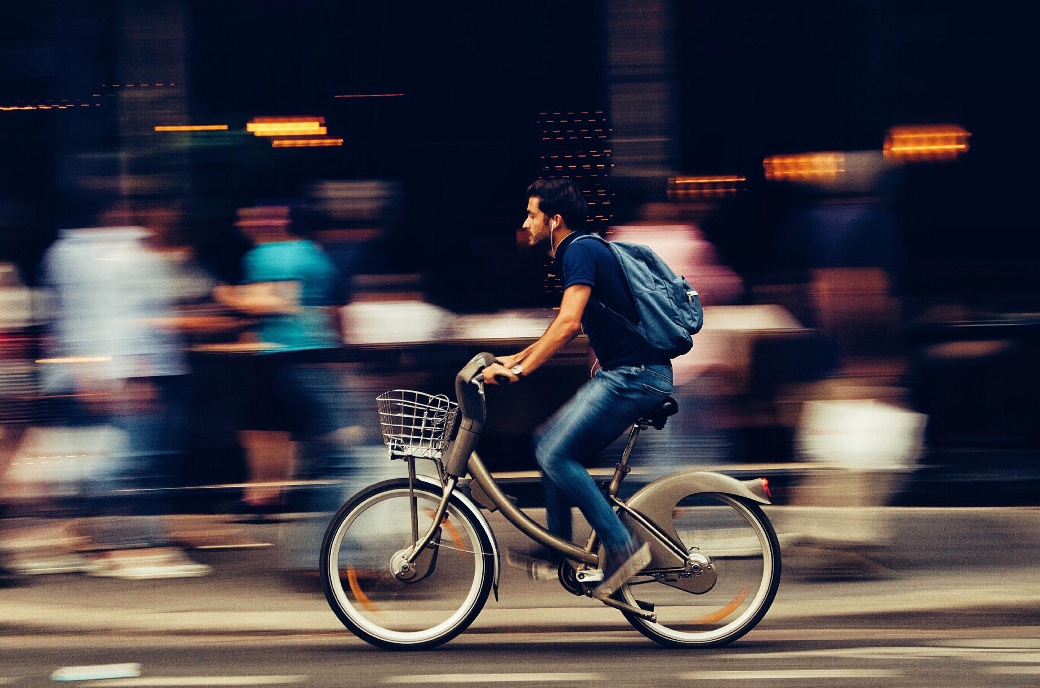Un trend nou in 2021 - Biciclete Electrice