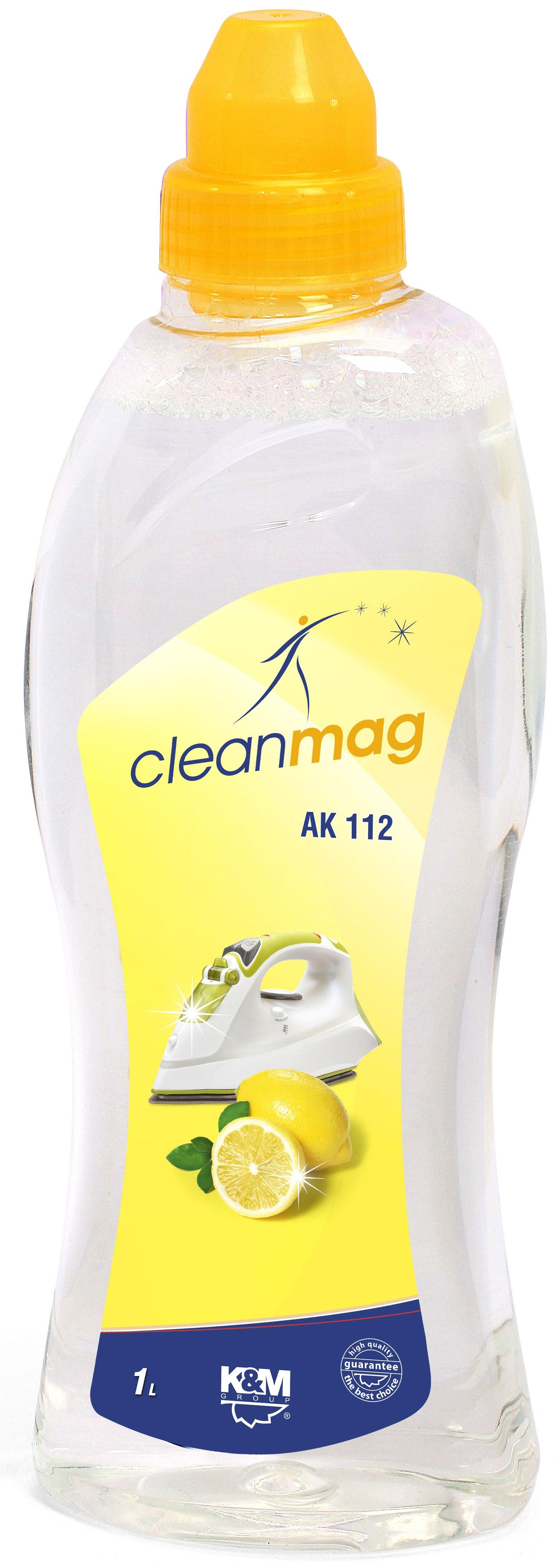 Apa cu miros de lamaie pentru fierul de calcat, 1L, K&M [0]