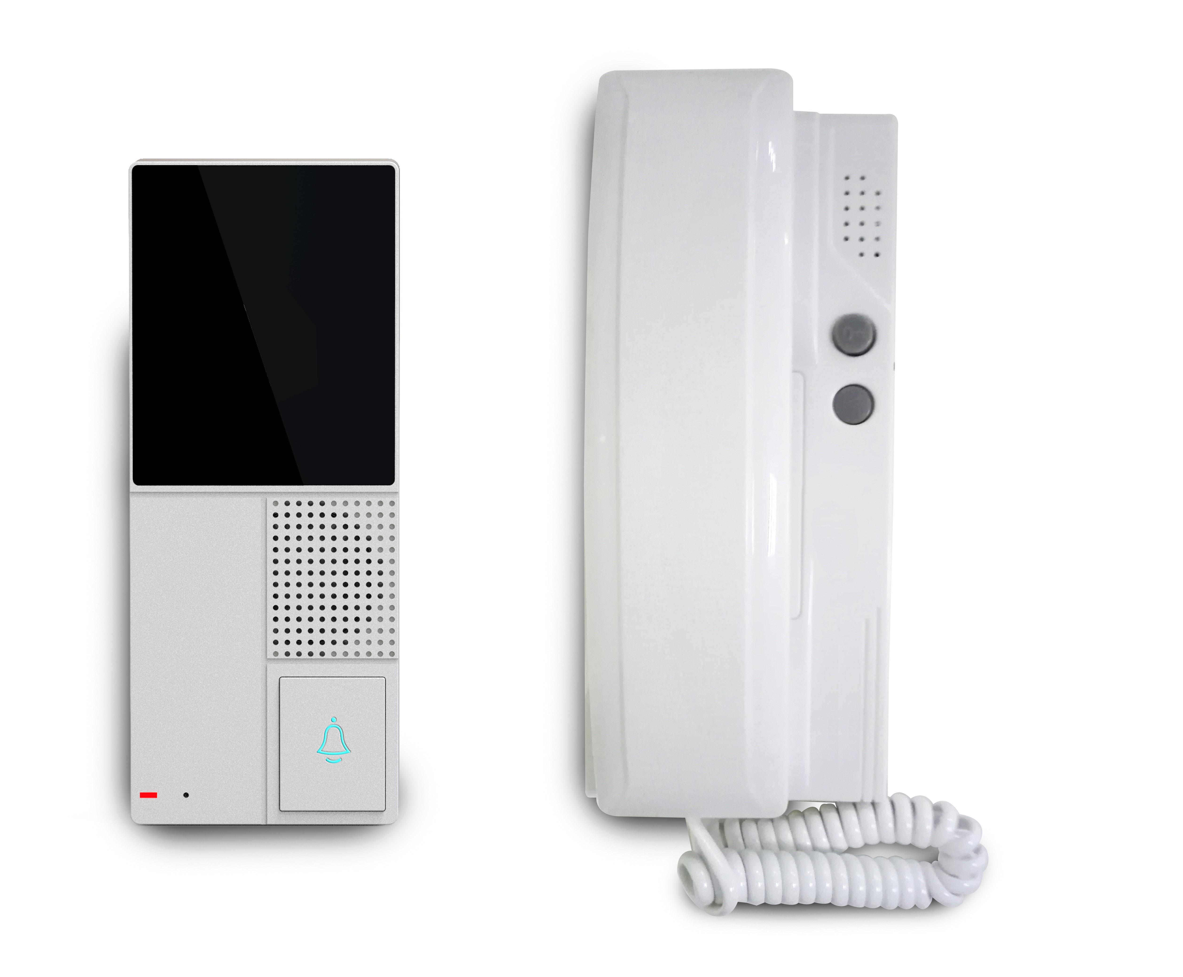 Interfon audio cu conexiune la 2 fire, Well 0