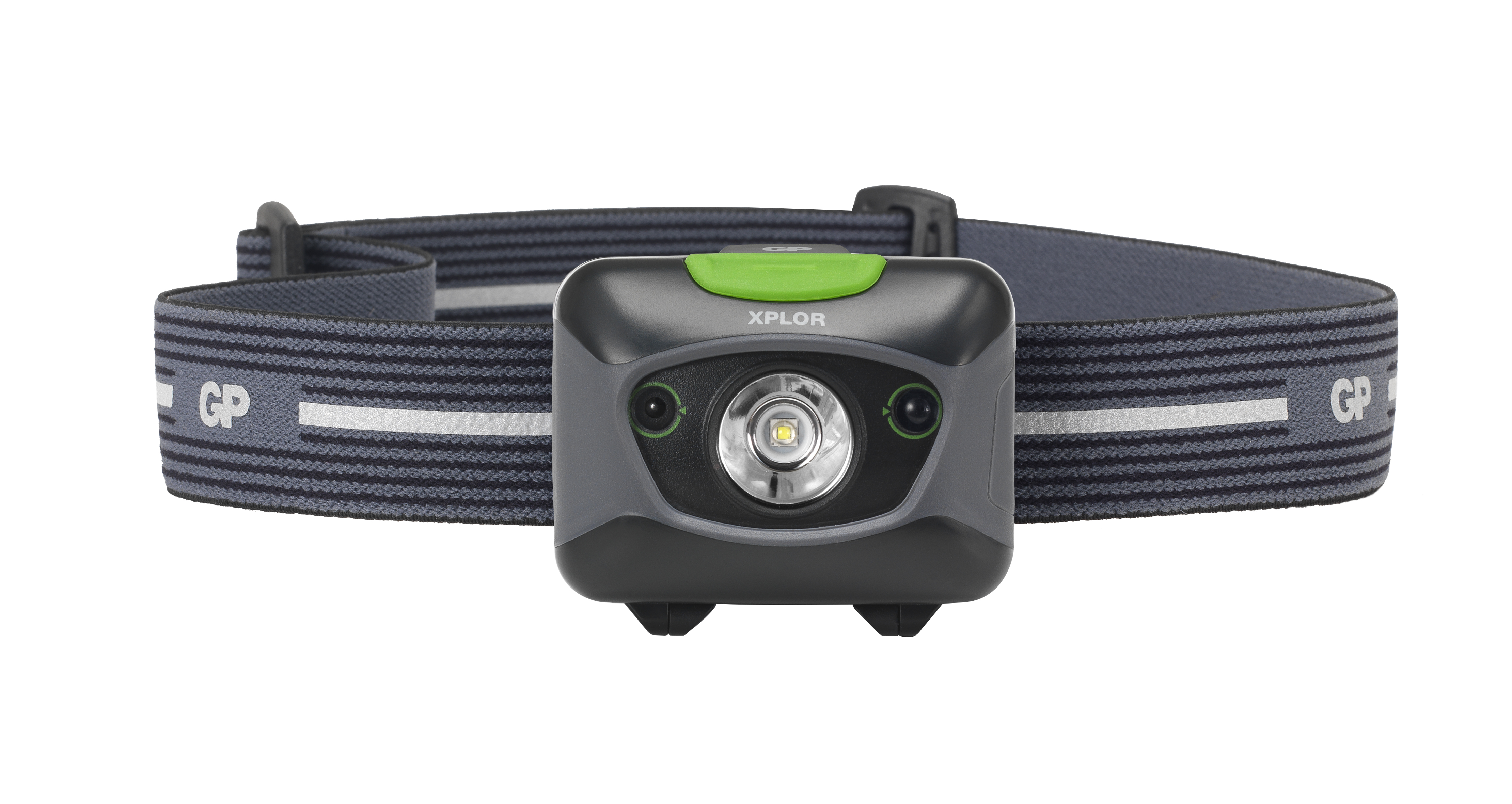 Lanterna frontala LED GP XPLOR PHR15 300lm IPX6 0