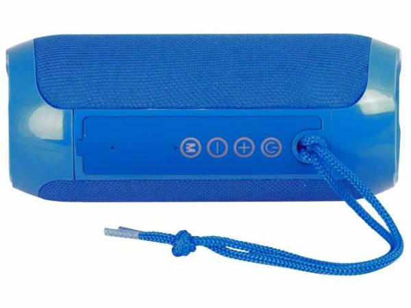 Boxa portabila cu Bluetooth XR84 PLUS 5W albastru, Trevi 2