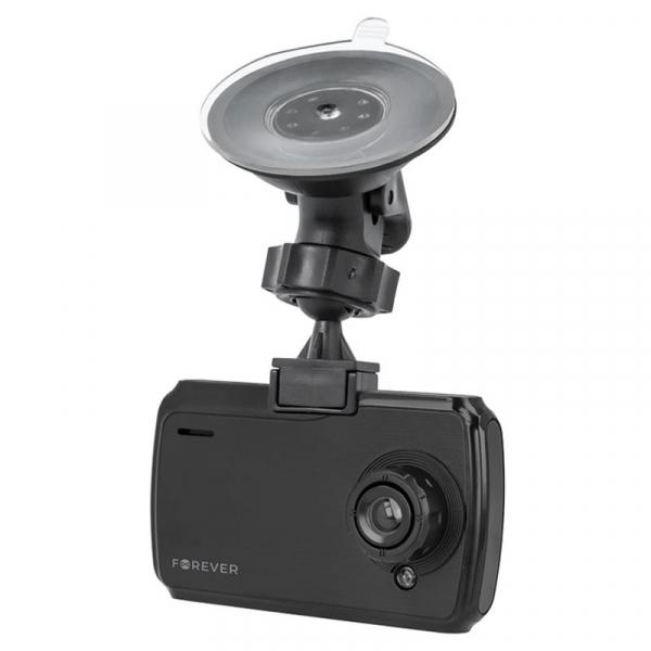 Camera Auto Forever Moto VR-120, HD, Ecran 2,4``TFT,  Negru 0