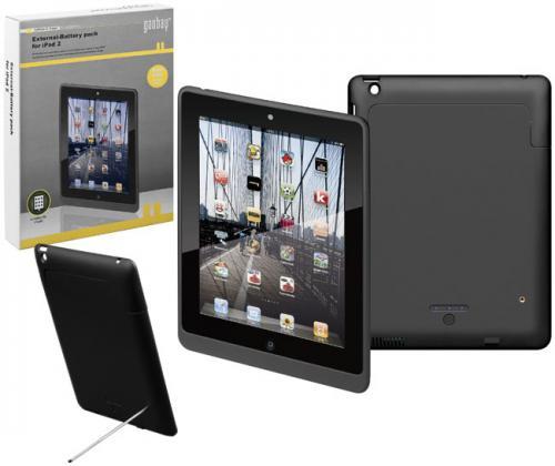 Acumulator Li-ion extern pentru iPad2 - capacitate: 9000mAh 0