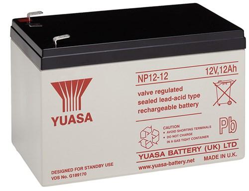 Acumulator plumb acid 12V 12AH, Yuasa 0