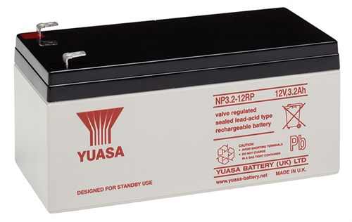 Acumulator plumb acid 12V 3.2Ah Yuasa NP3.2-12 0