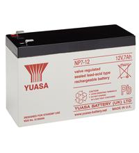 Acumulator plumb acid 12V7Ah VDS Yuasa [0]