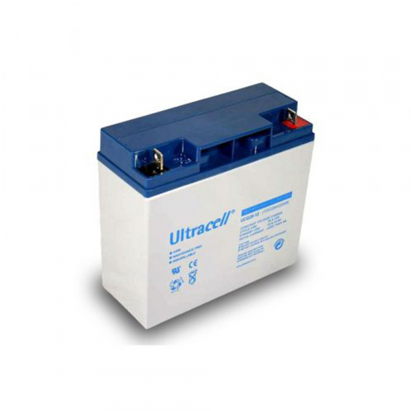 Acumulator plumb acid cu gel Ultracell 12V 20AH 0