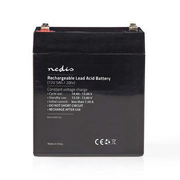 Acumulator plumb acid Nedis 12V 5000 mAh 0