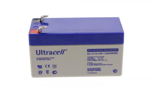 Acumulator plumb acid Ultracell 12V 1.3Ah 0