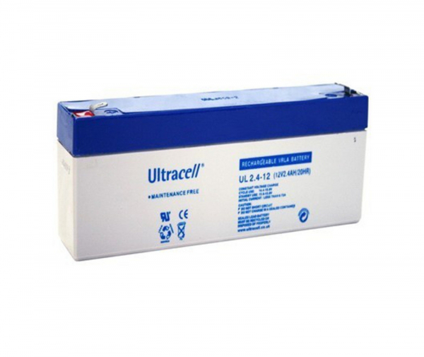 Acumulator plumb acid Ultracell 12V 2.4Ah 0