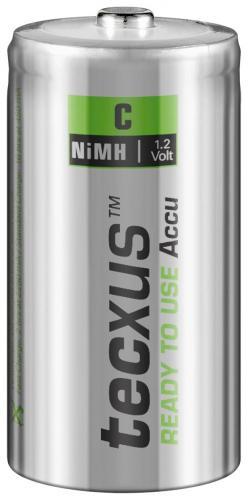 Acumulator R14 (C) NiMH 4500mAh Ready to use 1buc/blister Texus [1]