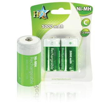 Acumulator reincarcabil R3 (AAA) NiMH 5000mAh 2buc/blister HQ 0