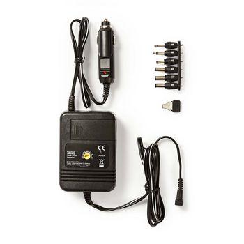 Alimentator universal de masina Nedis 1.5 - 12 VDC [0]