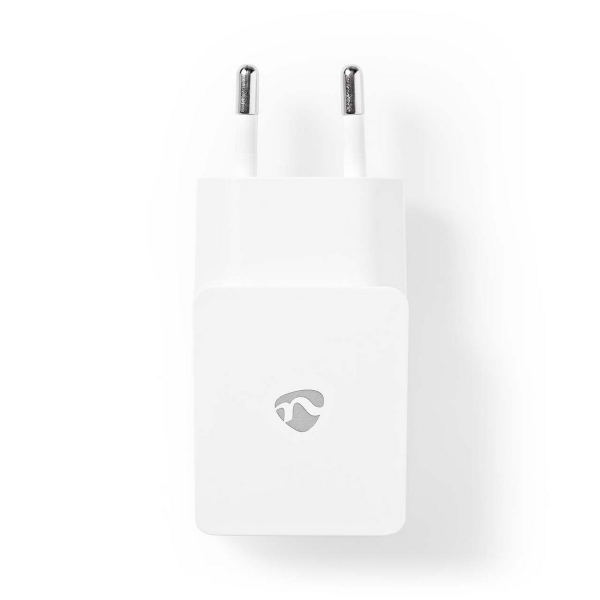 Alimentator USB 110 - 240V, 1 iesire 2.1A alb, NEDIS 0