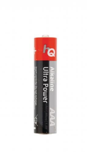 Baterie alcalina R3 (AAA) 4buc/blister HQ 0