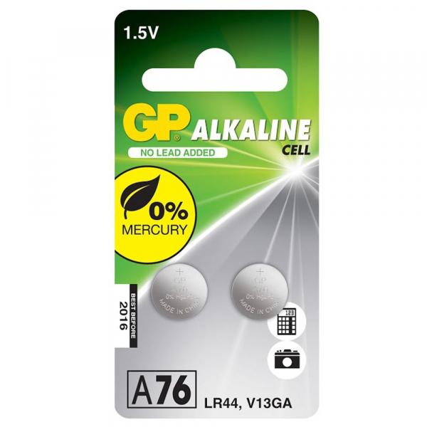 Baterie buton alcalina GP AG13 11.6X5.4 0