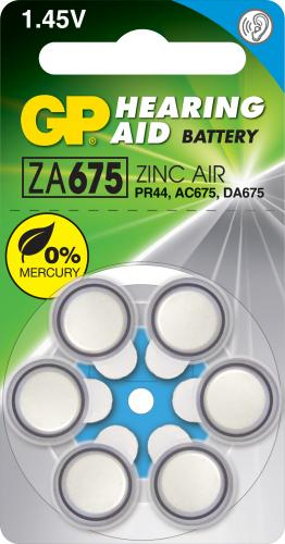 Baterie pentru aparat auditiv GP 11.6X3.6 mm [0]
