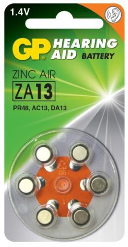 Baterie pentru aparat auditiv GP 7.9 x 5.4 mm 0