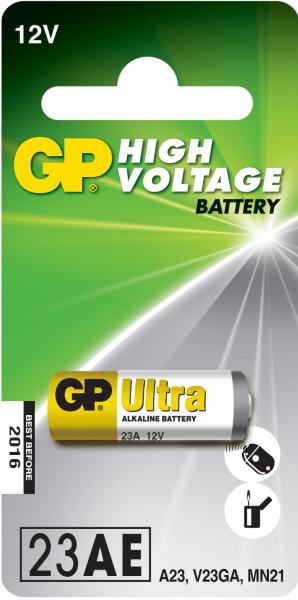 Baterie ultra alcalina GP 12V [0]