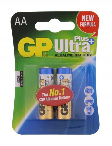 Baterie Ultra Plus Alcalina AA(R6) 0