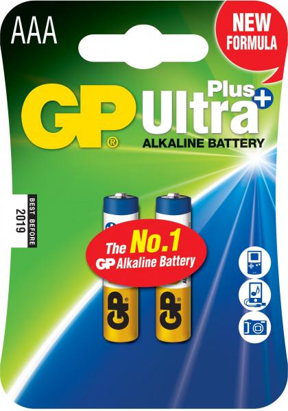 Baterie Ultra Plus Alcalina AAA(R3) [0]