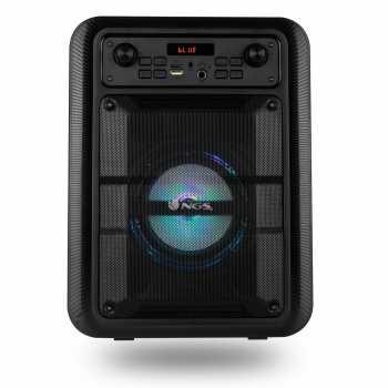 Boxa portabila cu Bluetooth negru Roller Lingo NGS [1]