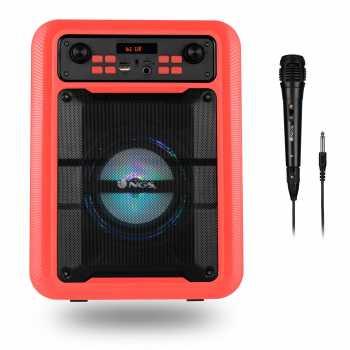 Boxa portabila cu Bluetooth rosu Roller Lingo NGS 0