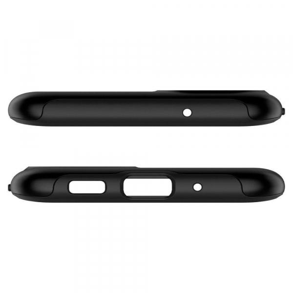 Carcasa Pentru Samsung Galaxy S20 Ultra Spigen Hybrid NX, Negru 3