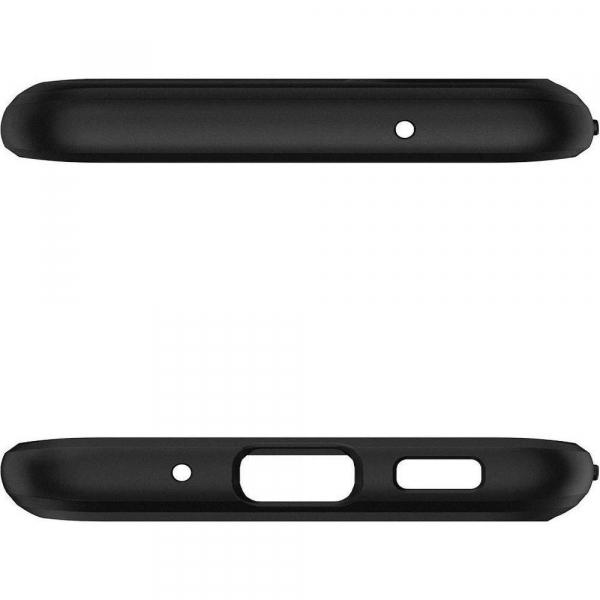 Carcasa Pentru Samsung Galaxy S20 Spigen Ultra Hybrid, Negru 2