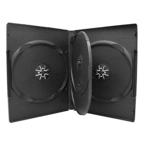 Carcasa plastic 4 DVD d14mm OMD 0