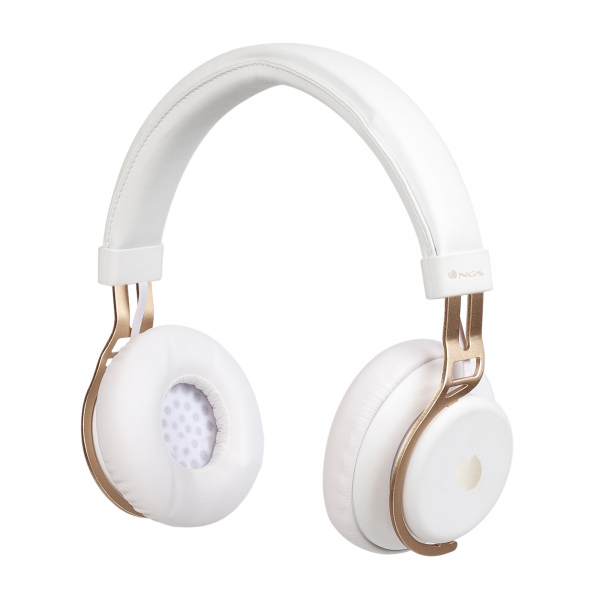 Casti Bluetooth ARTICA LUST albe NGS [0]