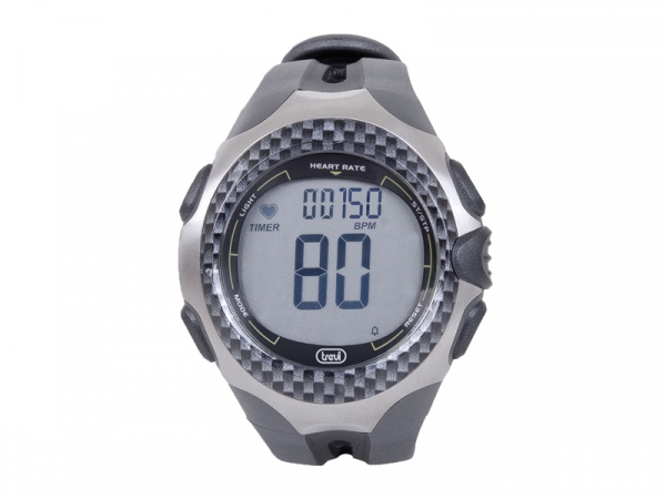 Ceas de mana digital cardio SF150 HR negru, Trevi 0
