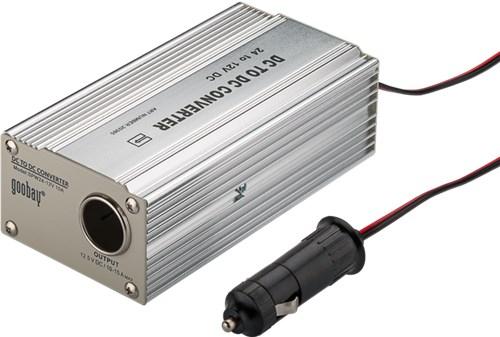 Convertor de tensiune DC/DC de la 24V la 12V, 10A 0