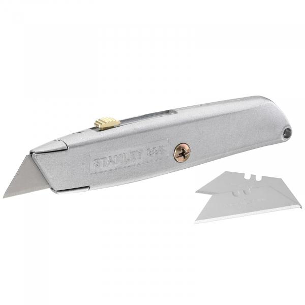 Cutter metalic cu lama retractabila, 2-10-099 Stanley 0