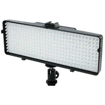 Dimmable video LED lamp 256 LEDs 0