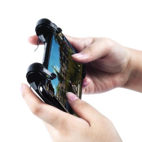 Butoane Gaming Telefon Mobil Trigger Set 2 Bucati, PUBG 4