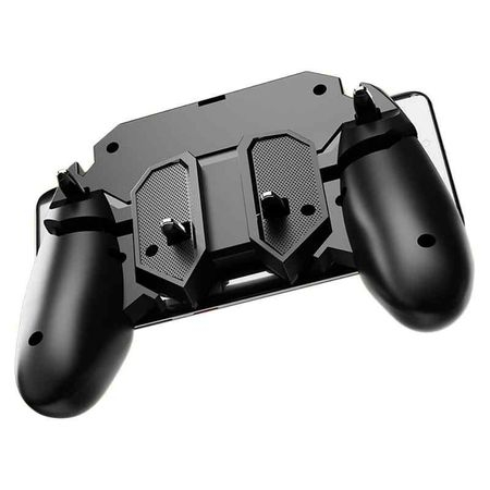 GamePad Telefon Mobil Controler Sase Degete, PUBG AK-66 [2]