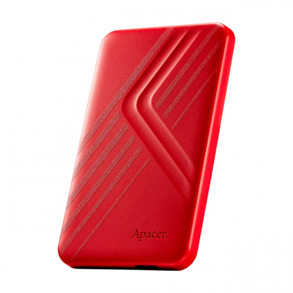 "Hard disk 2.5"" 1TB USB 3.1 rosu Apacer [0]"