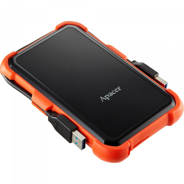 "Hard disk 2.5"" 2TB USB 3.1, orange, Apacer 0"