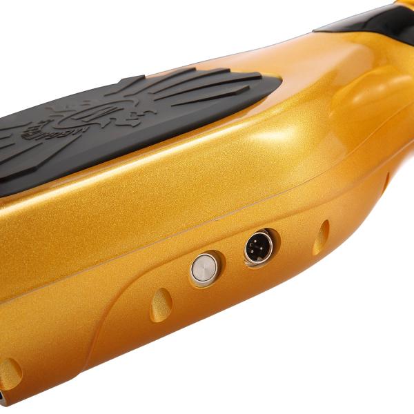 Hoverboard Electric , Megawheels, Auriu / Gold , Autonomie 15 km, Viteza max. 10km/H 6