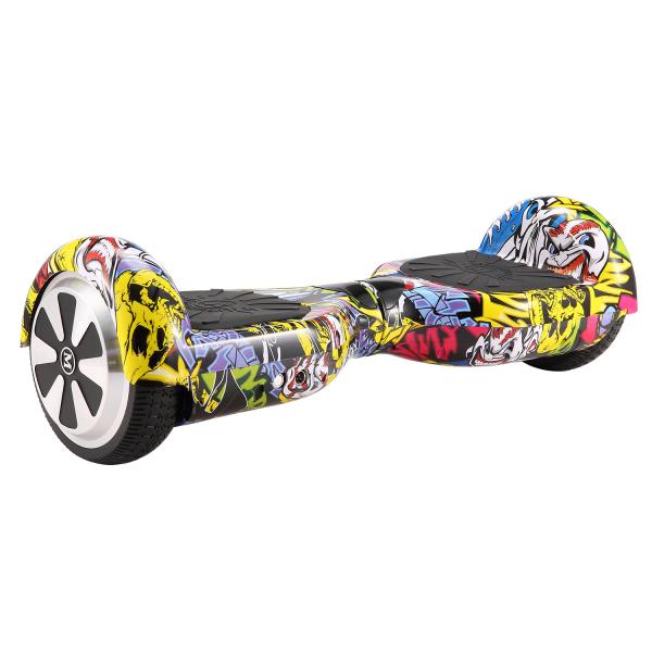 Hoverboard Electric , Megawheels, Hip-Hop , Autonomie 15 km, Viteza max. 10km/H 0