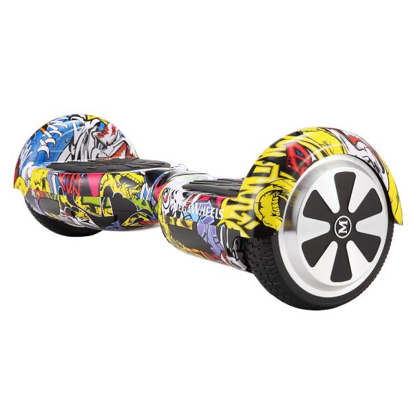 Hoverboard Electric , Megawheels, Hip-Hop , Autonomie 15 km, Viteza max. 10km/H 7