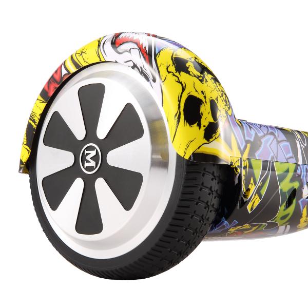Hoverboard Electric , Megawheels, Hip-Hop , Autonomie 15 km, Viteza max. 10km/H 3