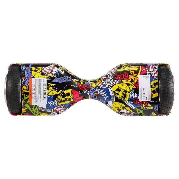Hoverboard Electric , Megawheels, Hip-Hop , Autonomie 15 km, Viteza max. 10km/H 6