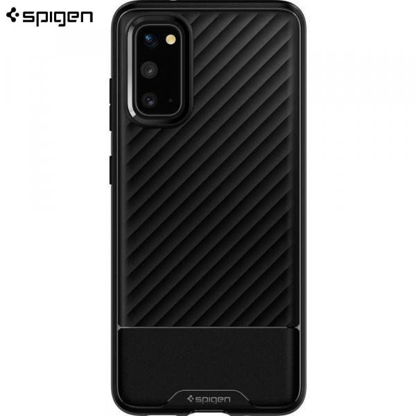 Carcasa Pentru Samsung Galaxy S20 Ultra Spigen Core Armor™️, Negru 1