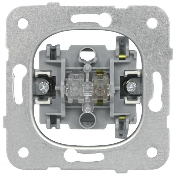 Intrerupator simplu Schrack Visio50 EV100001 incastrat alb conexiune elastica 0