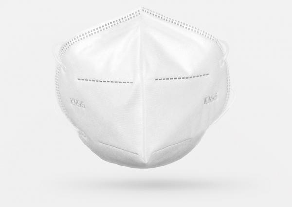 Masca KN95 Faciala Profesionala Set x5 Bucati cu 4 Straturi de Protectie 5