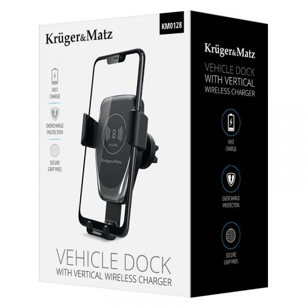 SUPORT AUTO FUNCTIE INCARCARE INDUCTIVA K&M 2