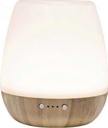 Lampa aromaterapie cu ultrasunete, capacitate 180ml, temporizator 0