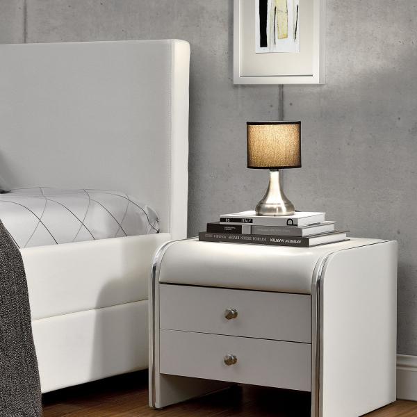 [lux.pro]® Lampa eleganta de masa Avatar, 21 cm, 1 x E14, max. 42W, metal/plastic 1
